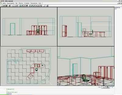 Спецификация подрядчика (предоставление материалов
